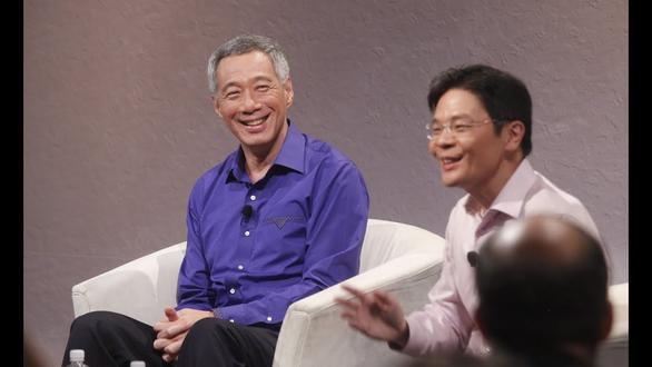 Ông Lý Hiển Long chuyển công tác 7 bộ trưởng, người kế nhiệm dần lộ diện - Ảnh 1.