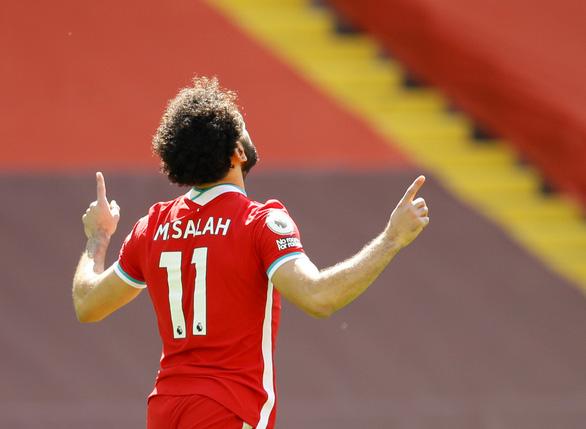 Liverpool đánh rơi chiến thắng ở phút 90+5 - Ảnh 1.