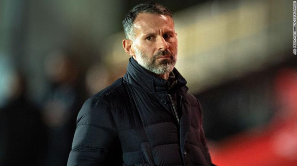 Giggs không được dẫn dắt tuyển Xứ Wales vì đánh bạn gái - Ảnh 1.