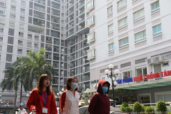 TP.HCM thí điểm thu thuế người cho thuê căn hộ, văn phòng trong chung cư - Ảnh 1.