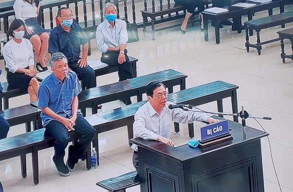 Cựu bộ trưởng Vũ Huy Hoàng lo ngại sức khỏe yếu, không đủ thời gian chấp hành án - Ảnh 1.