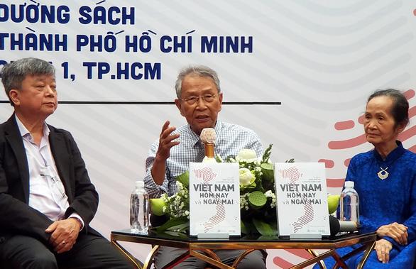 Việt Nam hôm nay và ngày mai: Các trí thức chung giấc mơ Việt Nam thịnh vượng - Ảnh 2.