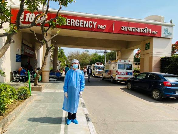 Đại sứ Việt Nam tại Ấn Độ: Nhân ơi, xin em đừng chết! - Ảnh 1.