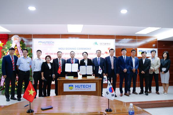 Hợp tác Hàn Quốc và triển vọng hấp dẫn cho sinh viên - Ảnh 1.