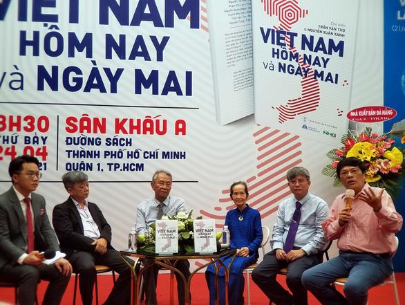 Việt Nam hôm nay và ngày mai: Các trí thức chung giấc mơ Việt Nam thịnh vượng - Ảnh 3.