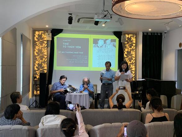 Nhà nghiên cứu Nhật Chiêu: Nhà thơ Tô Thùy Yên là bậc thầy của tiếng Việt - Ảnh 2.