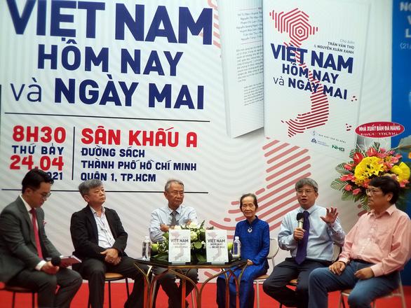 Việt Nam hôm nay và ngày mai: Các trí thức chung giấc mơ Việt Nam thịnh vượng - Ảnh 1.