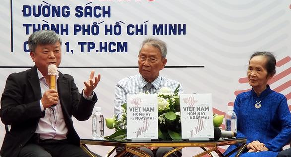Việt Nam hôm nay và ngày mai: Các trí thức chung giấc mơ Việt Nam thịnh vượng - Ảnh 5.