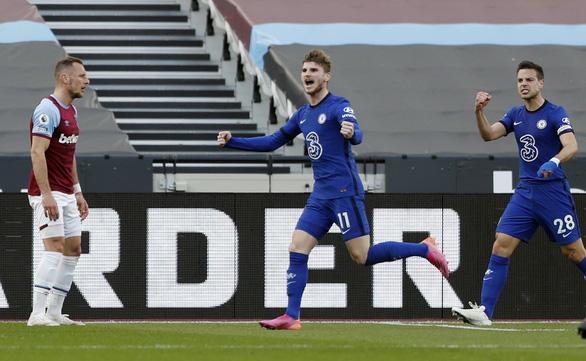 Đá bại West Ham, Chelsea nắm lợi thế lớn trong cuộc đua vào tốp 4 - Ảnh 1.