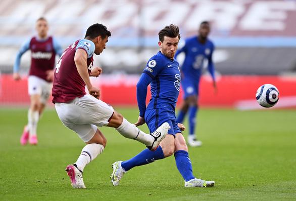 Đá bại West Ham, Chelsea nắm lợi thế lớn trong cuộc đua vào tốp 4 - Ảnh 3.