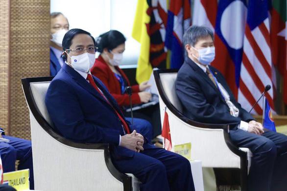 Thủ tướng Phạm Minh Chính đề xuất lập Trung tâm ASEAN về các tình huống y tế khẩn cấp và dịch - Ảnh 2.