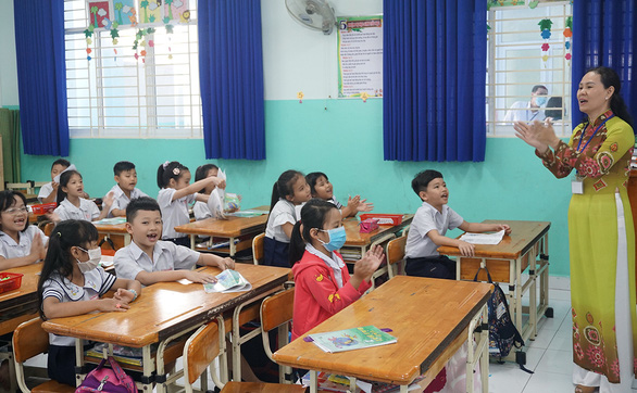 TP.HCM: Không dựa vào kết quả học tập của học sinh để đánh giá giáo viên - Ảnh 1.