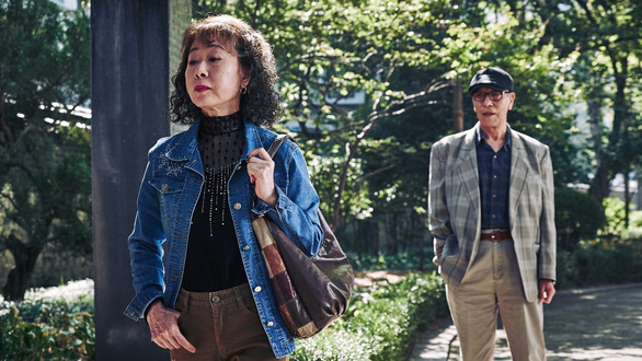 Films that make the name of 'national grandmother' Youn Yuh Jung - Photo 5.