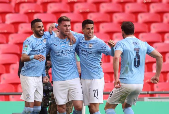 Đánh bại Tottenham, Man City lần thứ 4 liên tiếp vô địch Cúp liên đoàn - Ảnh 3.