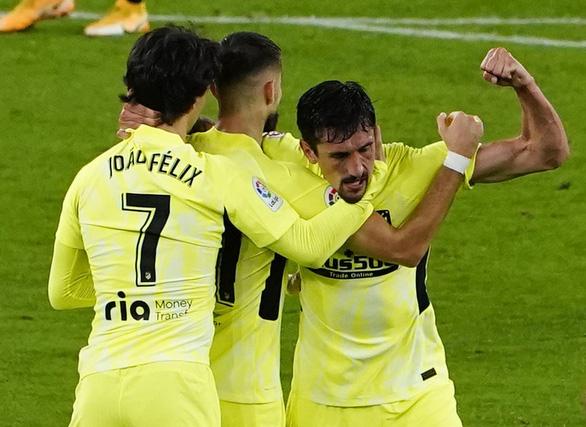 Atletico thua Bilbao, cuộc đua vô địch La Liga thêm hấp dẫn - Ảnh 2.