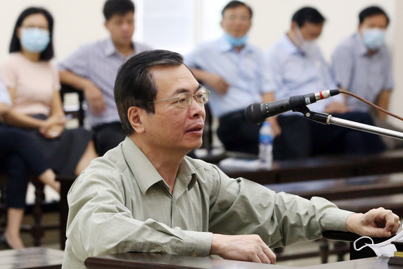 Chiều nay, tuyên án cựu bộ trưởng Vũ Huy Hoàng - Ảnh 1.