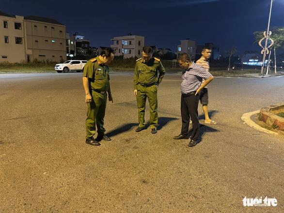 Đà Nẵng: Truy bắt hai băng nhóm côn đồ hỗn chiến náo loạn đường phố - Ảnh 1.