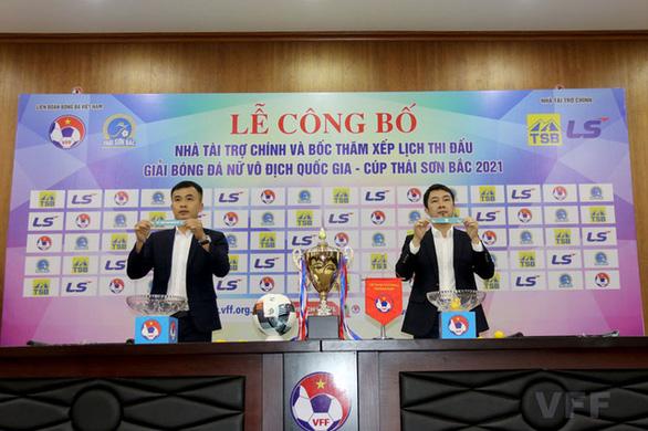 Đội vô địch bóng đá nữ quốc gia được thưởng 300 triệu đồng - Ảnh 1.