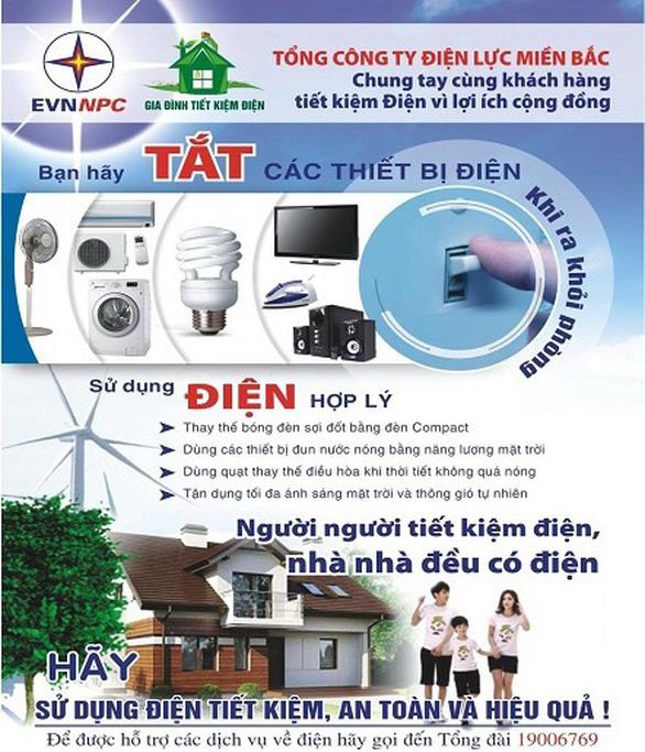 EVNNPC hướng dẫn sử dụng điện mùa nắng nóng - Ảnh 3.