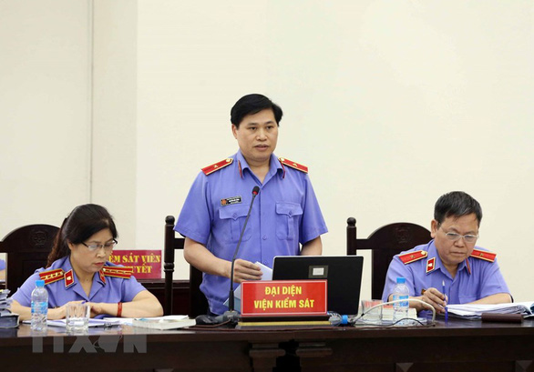 VKS: Bị cáo Vũ Huy Hoàng là người xây dựng pháp luật nhưng lại vi phạm pháp luật - Ảnh 2.