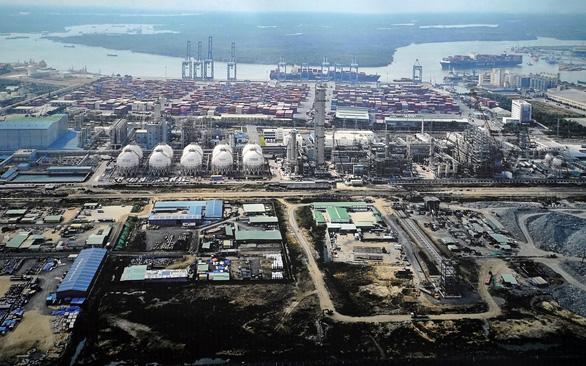 Xuống kho ngầm lớn nhất Đông Nam Á đang xây dựng ở Việt Nam, sâu 200m so với mực nước biển - Ảnh 6.