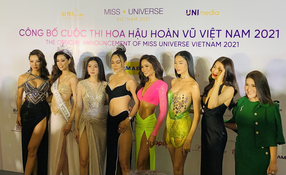 Hoa hậu hoàn vũ Việt Nam 2021: Mỗi cô gái hoàn vũ là một nữ siêu anh hùng - Ảnh 1.