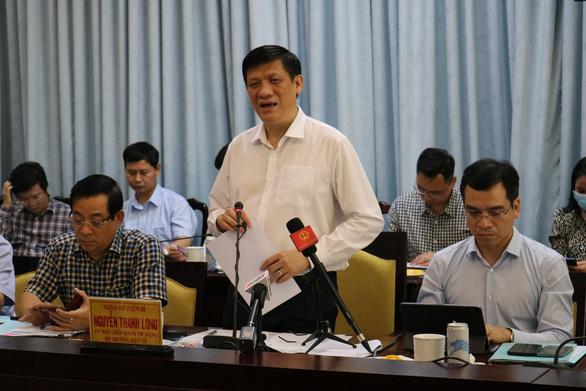 Bộ trưởng Bộ Y tế: Hỗ trợ các tỉnh ĐBSCL tự xét nghiệm và khẳng định COVID-19 - Ảnh 1.