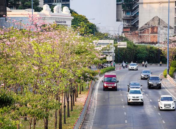 TP.HCM cấm xe một số đường sáng 30-4 - Ảnh 1.