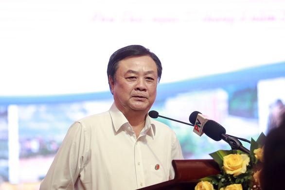 Bộ trưởng Lê Minh Hoan: Khi có thiên tai chúng ta xúm lại chống, nhưng sau đó lại quên - Ảnh 1.