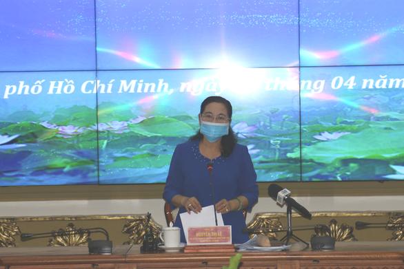 TP.HCM có 3.327 ứng cử viên đại biểu HĐND xã, thị trấn và HĐND 5 huyện - Ảnh 1.
