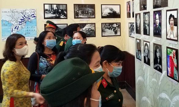 Chiến dịch Hồ Chí Minh và những phụ nữ cỏ lau thép - Ảnh 1.