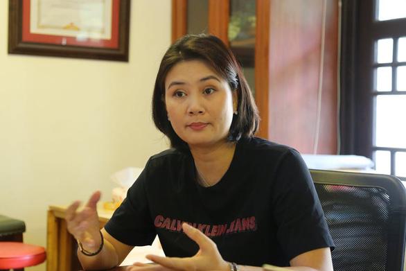 Hoa khôi bóng chuyền Kim Huệ trả 2 tỉ cho FLC, yêu cầu VFV thu hồi kỷ luật - Ảnh 1.