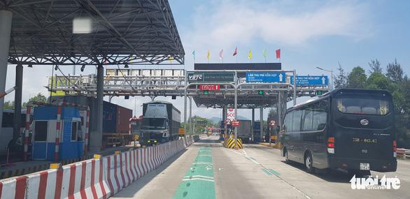 Nhà đầu tư hầm Hải Vân gặp áp lực tín dụng nên tăng phí gấp 3 trạm thường, dân than trời - Ảnh 1.