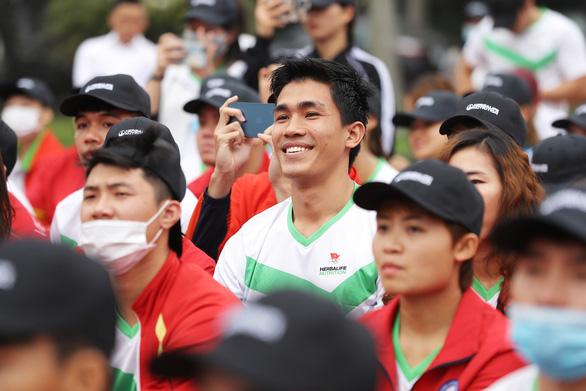Herbalife Việt Nam gắn bó nhiều sự kiện thể thao lớn - Ảnh 2.