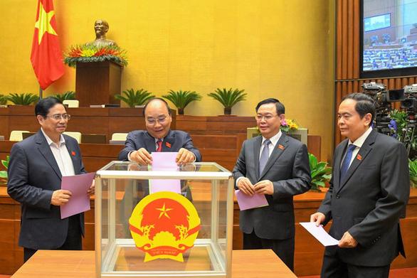 Quốc hội khóa mới sẽ họp ngày 20-7, bầu các lãnh đạo Nhà nước - Ảnh 1.