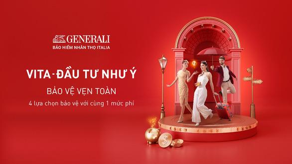 Generali ra mắt bảo hiểm đầu tư với giải pháp bảo vệ, đầu tư linh hoạt - Ảnh 2.
