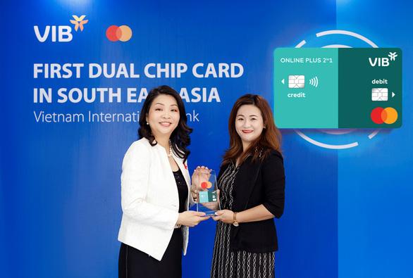 VIB là ngân hàng dẫn đầu về đổi mới và sáng tạo năm 2021 - Ảnh 1.