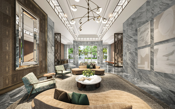Giá trị thương hiệu đưa giá căn hộ lên hàng triệu đô - Ảnh 1.
