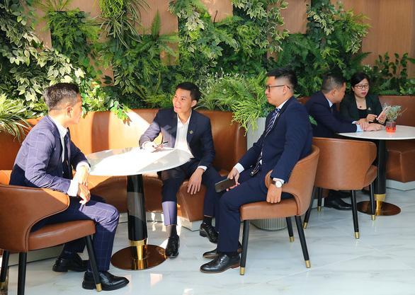 Văn phòng Meyhomes Capital Phú Quốc mới khai trương có gì đặc biệt? - Ảnh 5.