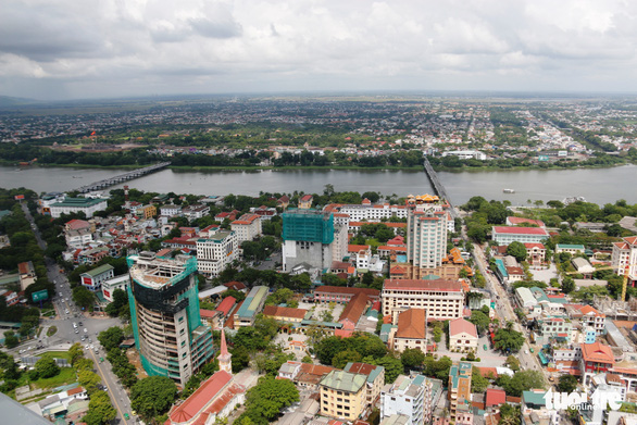 Quyết định mở rộng thành phố Huế - Ảnh 1.