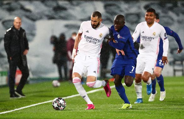 Chelsea nắm lợi thế trước Real sau trận bán kết lượt đi Champions League - Ảnh 1.