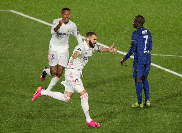 Chelsea nắm lợi thế trước Real sau trận bán kết lượt đi Champions League - Ảnh 3.