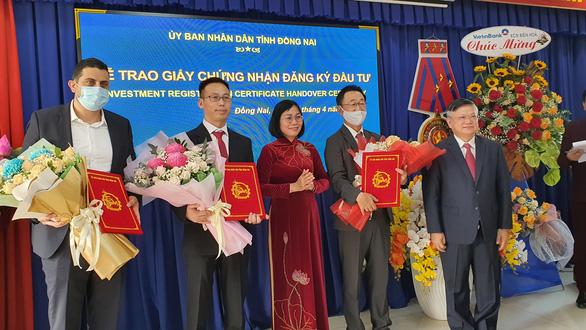 Thêm 6 dự án FDI ở Đồng Nai tăng vốn đầu tư gần 245 triệu USD - Ảnh 1.