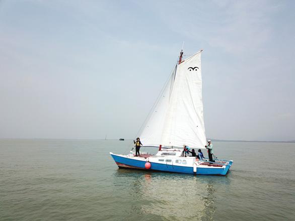 Chuyện của thủ lĩnh thuyền buồm Lưu Văn Vi - Ảnh 4.