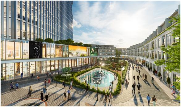 Triển khai trung tâm thương mại lớn nhất Hải Dương - Ảnh 5.