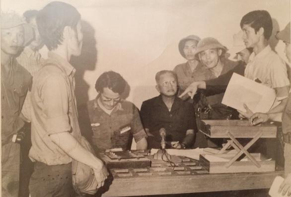 Chứng nhân phương Tây duy nhất trong Dinh Độc Lập ngày 30-4-1975 - Ảnh 1.