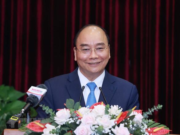 Chủ tịch nước Nguyễn Xuân Phúc thuộc tổ bầu cử Củ Chi và Hóc Môn - Ảnh 1.
