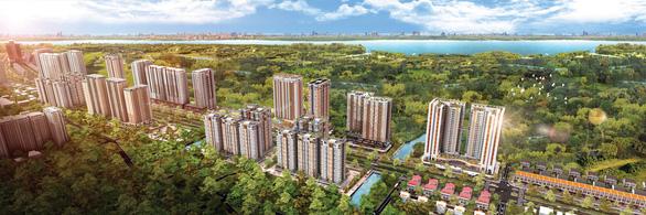 Những khu đô thị lớn lên cùng thành phố - Ảnh 1.