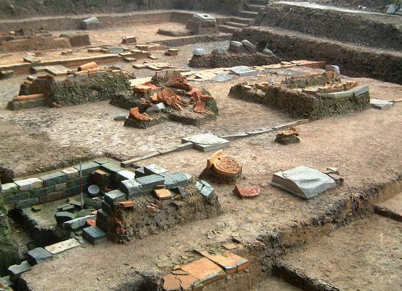 Hoàng cung Thăng Long thời Lý nguy nga qua hình ảnh phục dựng 3D - Ảnh 5.