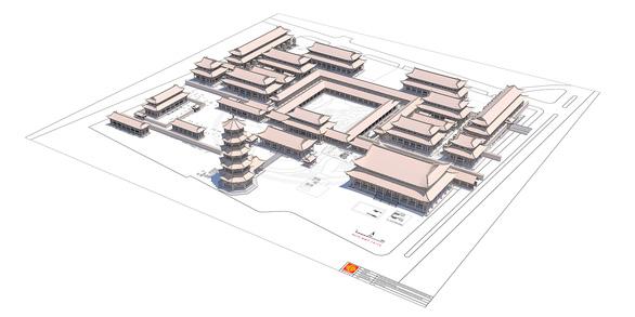 Hoàng cung Thăng Long thời Lý nguy nga qua hình ảnh phục dựng 3D - Ảnh 4.